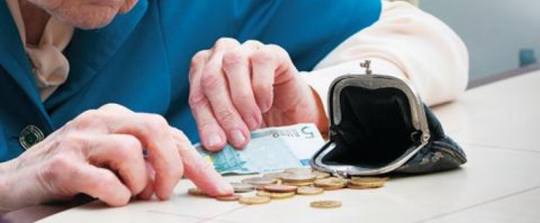 1,2 εκατ. συνταξιούχοι ζουν με εισόδημα κάτω από 500 ευρώ!