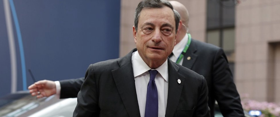 Μας αποκλείει τώρα από το QE ο Μάριο Ντράγκι!