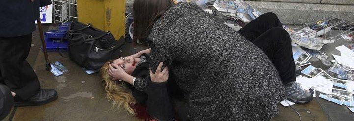 Πέντε οι νεκροί από την επίθεση στο Λονδίνο…