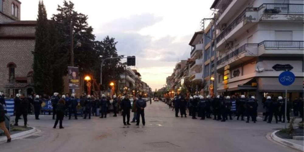 Αποδοκιμάστηκαν οι ΣΥΡΙΖΑίοι Αρβανίτης – Νικολαίδης